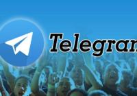 Novedades de Telegram